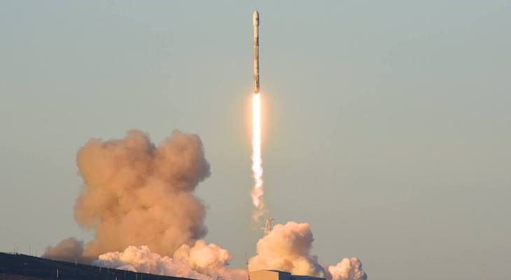 SpaceX Falcon 9 Rocket Scheduled for Tuesday