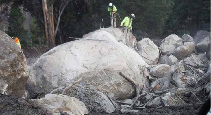 Montecito Water District Provides Facts on January 9 Debris Flow
