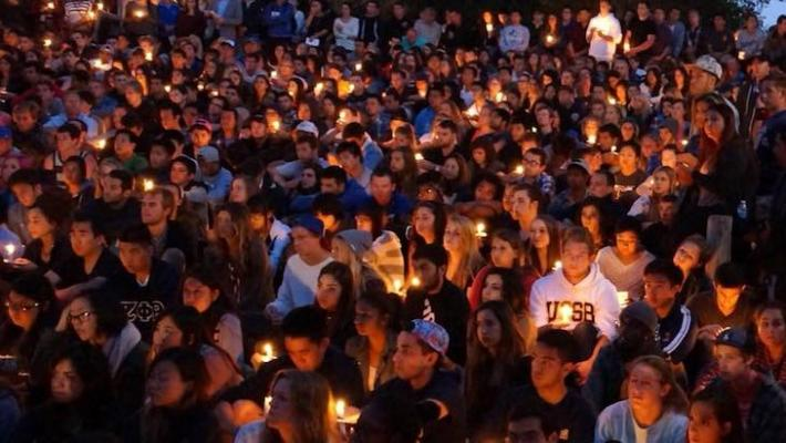 Memorial for 2014 Isla Vista Victims