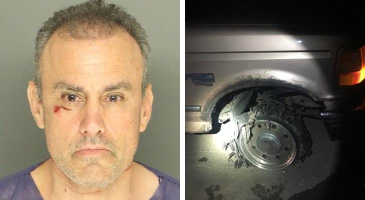 Deputies Arrest Erratic Driver After Dangerous Highway Pursuit title=