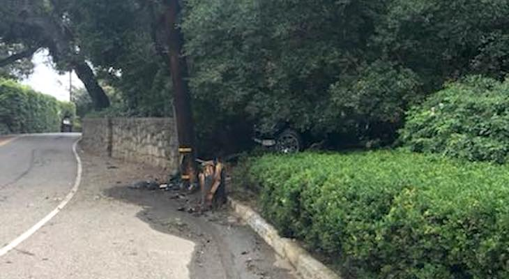 Highway 192 Closed in Montecito for Next 24 Hours