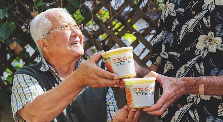 Organic Soup Kitchen Introduces New Holiday Project title=