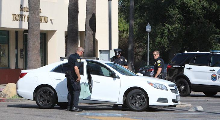 Man Allegedly Brandished Rifle in Road Rage Incident title=