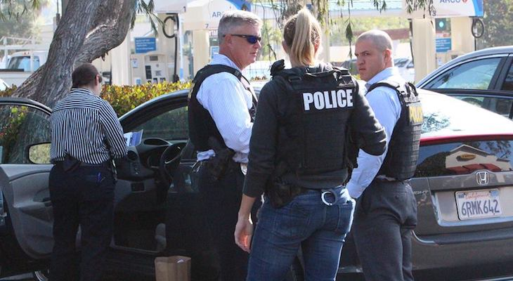 Serial Robber Arrested at Denny's title=