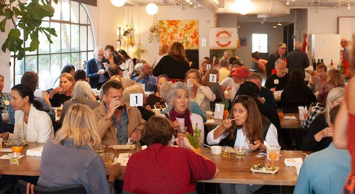 Organic Soup Kitchen Goes 100% Plant-Based For Holidays title=