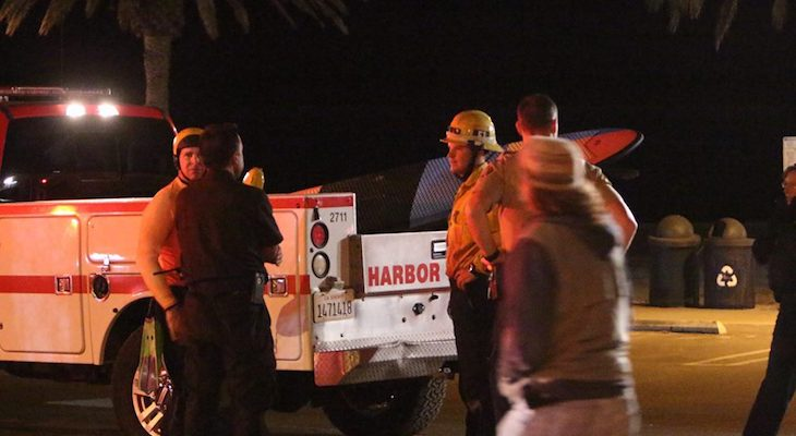 Man Rescued from Ocean Off Shoreline Park title=