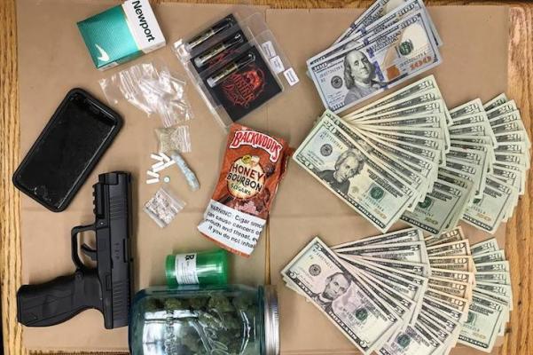 Santa Barbara Teen Arrested for Drug Possession and Vandalism title=