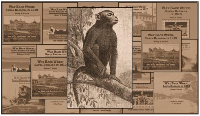 Way Back When: Monkey Terrorizes Santa Barbara title=