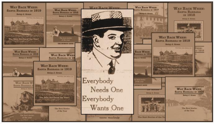 Way Back When: Panama Hats in Season