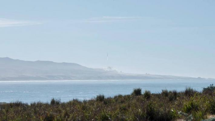 Delta IV Heavy Successfully Launched from Vandenberg