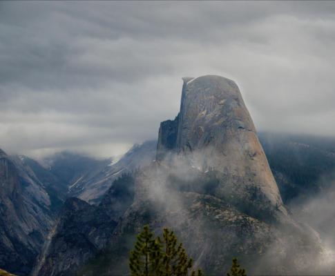 Visiting Yosemite