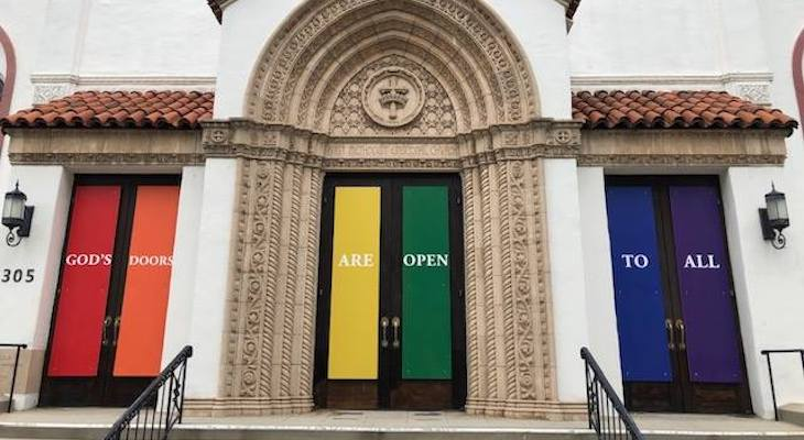 United Methodist Welcomes LGBTQ Community title=