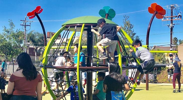 Old Town Goleta Opens New Park