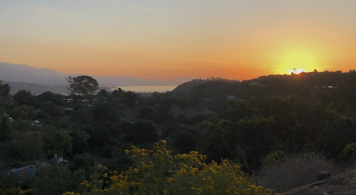 Friday Sunrise title=