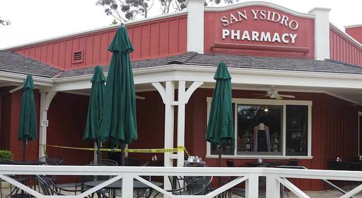 Sheriff's Office Investigates Burglary at San Ysidro Pharmacy title=