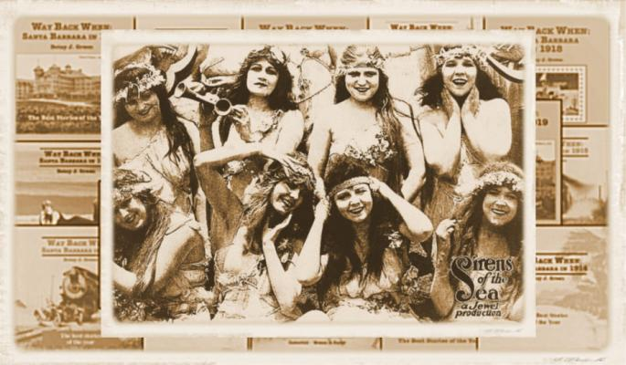 Way Back When: Mermaids on Santa Cruz Island