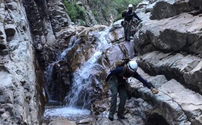 Three Hikers Rescued Near Tangerine Falls
