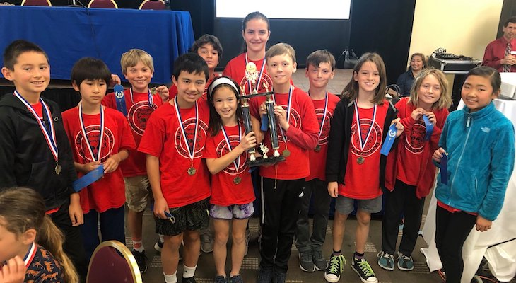 Over 300 Mathletes Competed at Math Superbowl title=