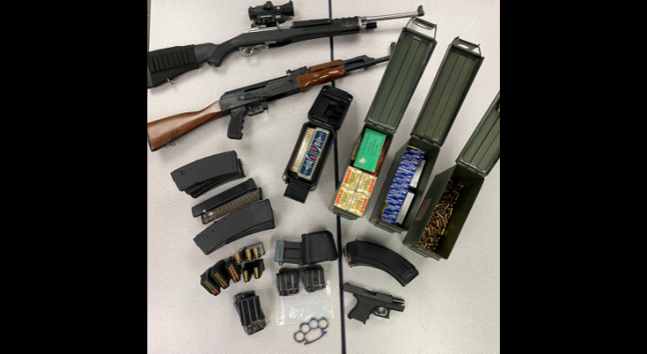 Deputies Respond to Overdose and Discover Illegal Drugs and Weapons