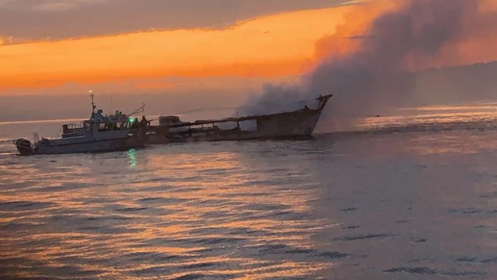 34 Victims Expected in Conception Boat Fire