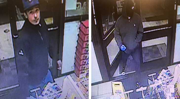 7-Eleven Robbed on Hollister Ave