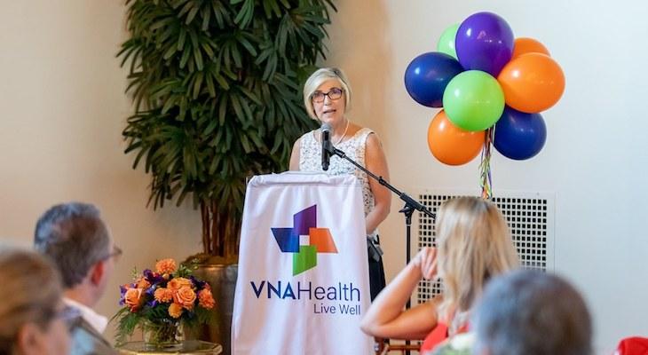 Visiting Nurse & Hospice Care is now VNA Health