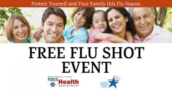 Free Flu Shots on Wednesday