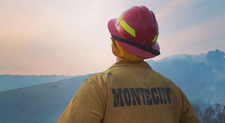 Montecito Fire Department Receives Wildfire Mitigation Award