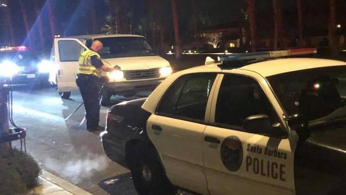 Pedestrian Dies in Cabrillo Vehicle Collision