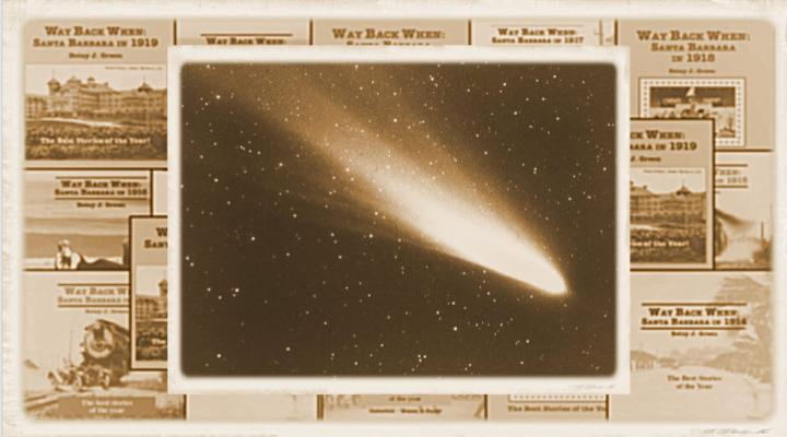 Way Back When: Meteor Falls in Mission Canyon title=
