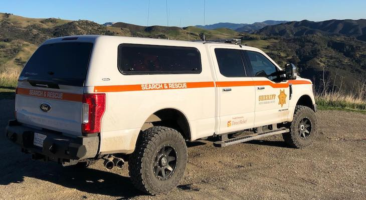 Search and Rescue Locate Lost Hikers