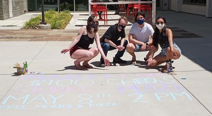 UCSB Group Demanding $900 Student Checks from University title=