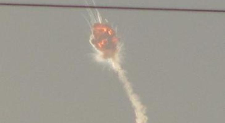 Rocket Explosion at Vandenberg, Warns of Falling Debris