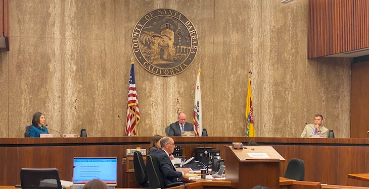 Supervisors Approve Letter to Governor to Exclude Prison from County Cases title=