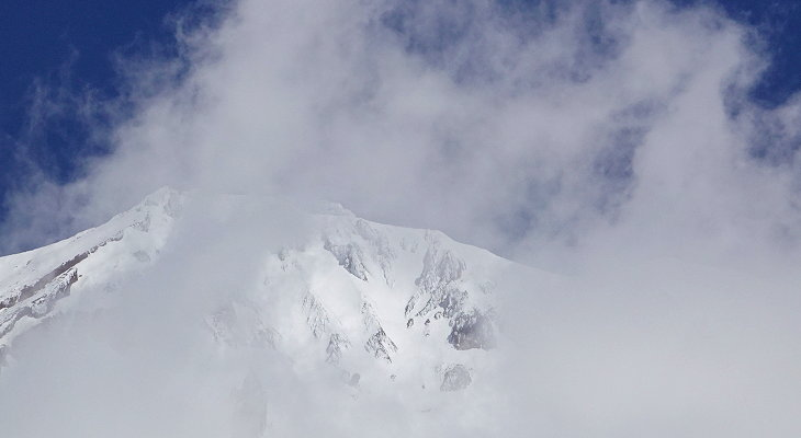 Summit & Volcano?
