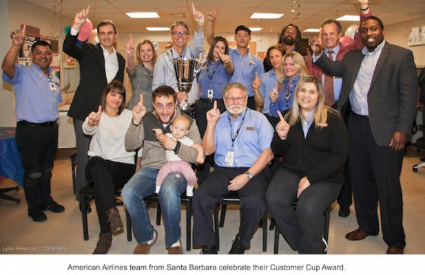 Santa Barbara Airport Wins Two National Service Awards title=