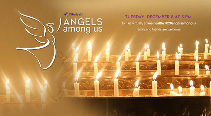 VNA Health hosts the Annual Angels Among Us Remembrance Ceremony Virtually