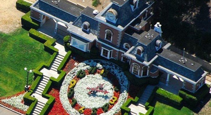 Neverland Ranch Sells for $22 Million