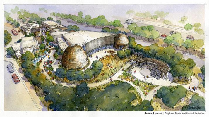 Tribe Outlines Plans for $32 million Santa Ynez Chumash Museum and Cultural Center