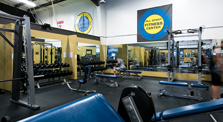 Buellton Fitness Center Issued Restraining Order for Operating Indoors title=