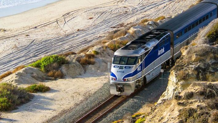 Additional Roundtrip Train Added to Amtrak Pacific Surfliner Schedule