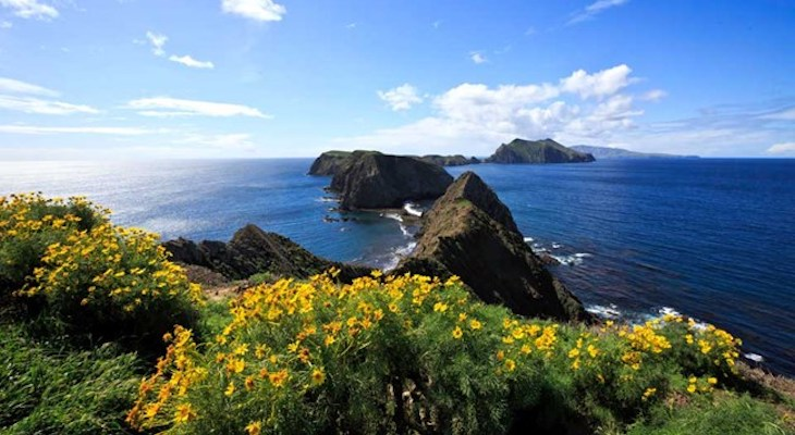 Coast Guard Rescues Two Men Near Anacapa Island title=