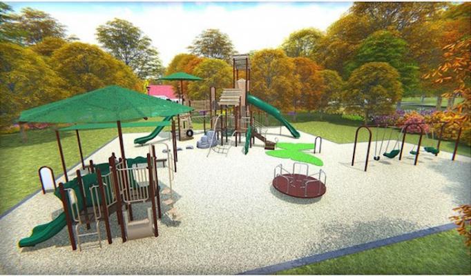 Four New Goleta Neighborhood Playgrounds Breaking Ground title=