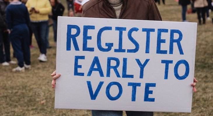 Missed the Deadline to Register to Vote? It's Not Too Late! title=