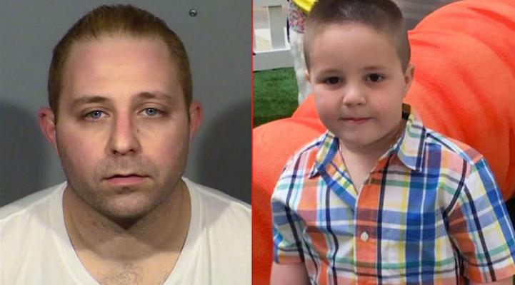 Man Pleads Guilty to Killing 5-Year-Old Son