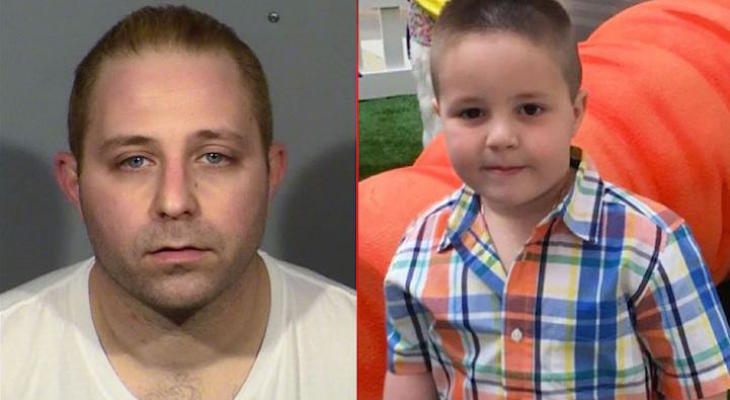Father Sentenced 25 Years to Life For Murdering Son