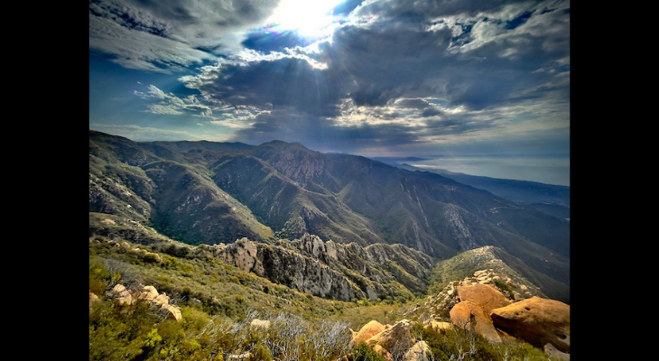 View from Arlington Peak