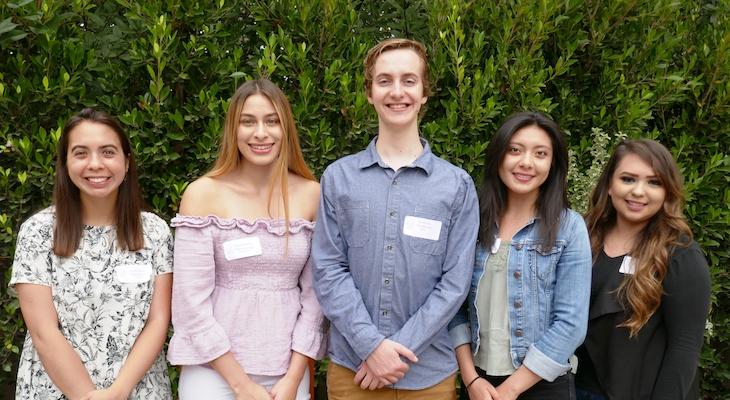 Assistance League of Santa Barbara Awards Scholarships title=