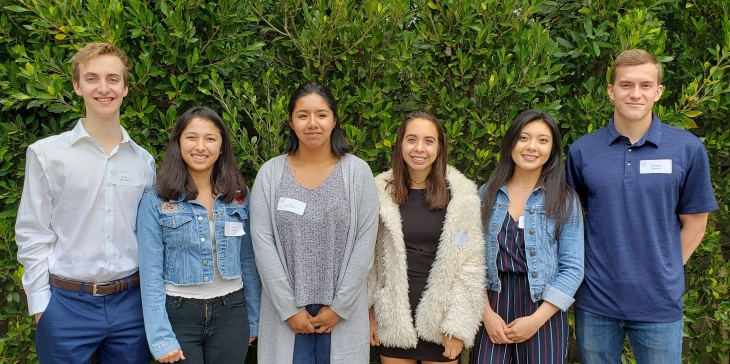 Assistance League of Santa Barbara Awards Scholarships