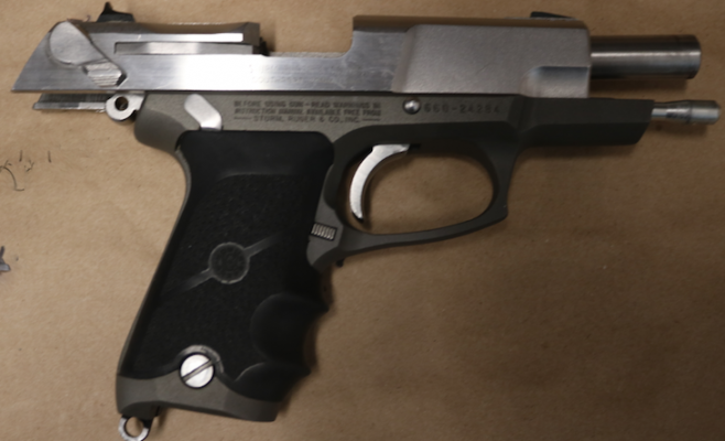 Woman Arrested for Brandishing a Gun on Castillo Street